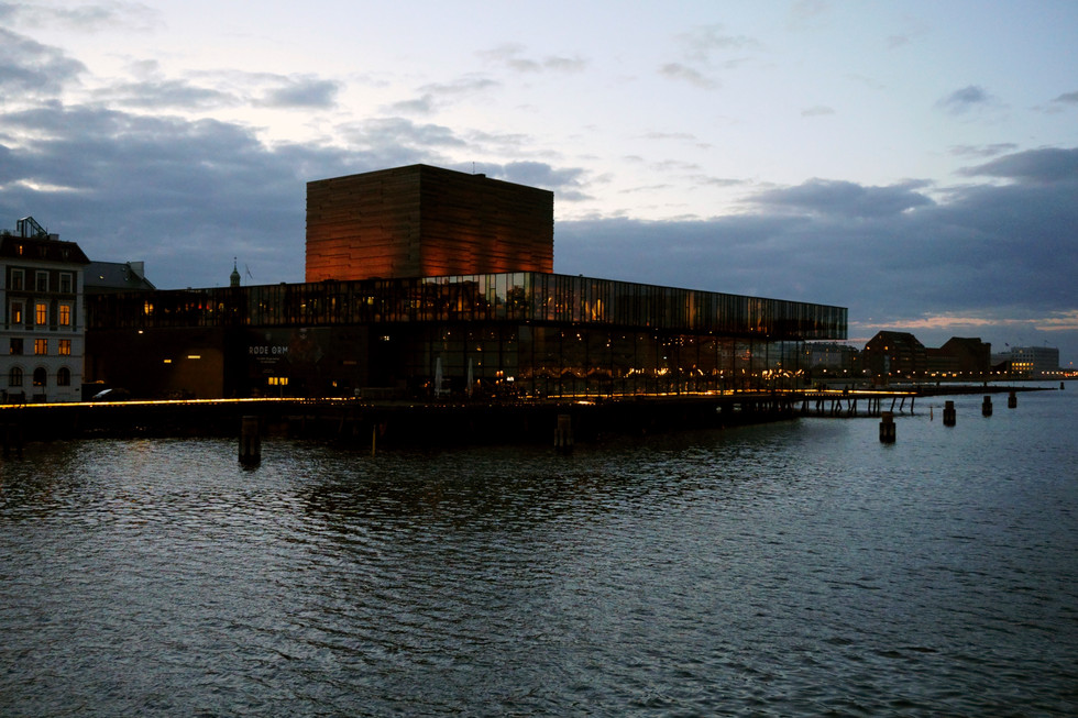 SKUESPILHUSET(Royal Theater Playhouse)