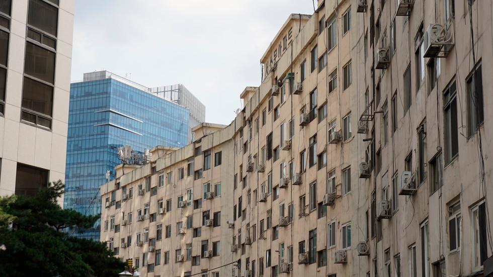 Seosomun Apartment