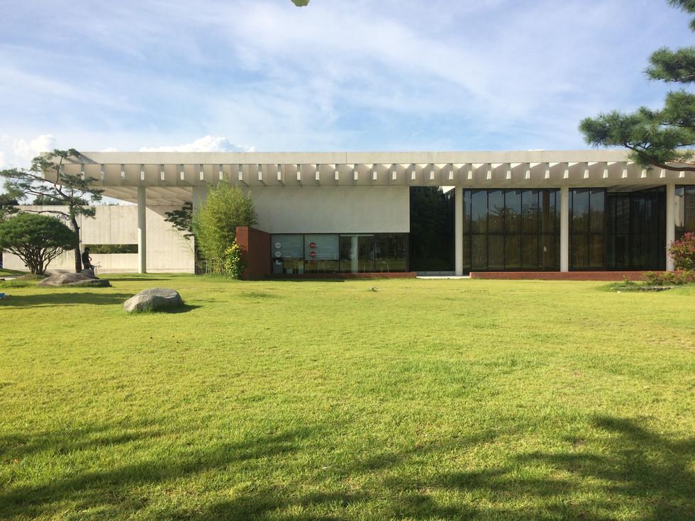 Lee eungno Art Museum