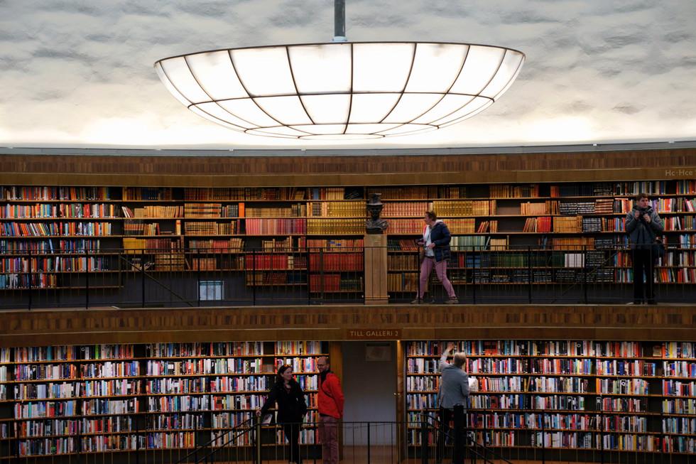 Stockholm Public Library