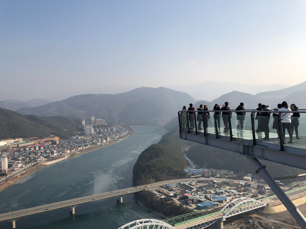 Danyang Sky walk