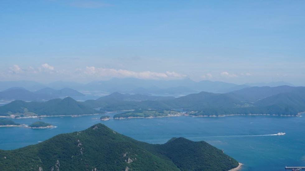 Hallyeo Haesang National Marine Park