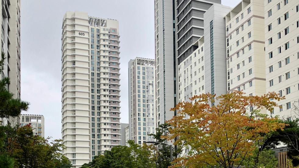 Sejong Jungheung S-Class Centum City