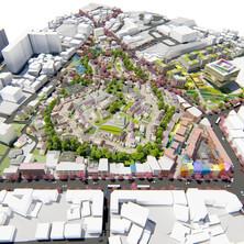 Wonju Urban Regeneration