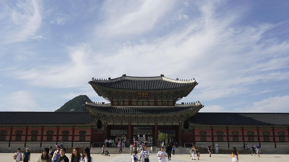 Gyungbok Palace