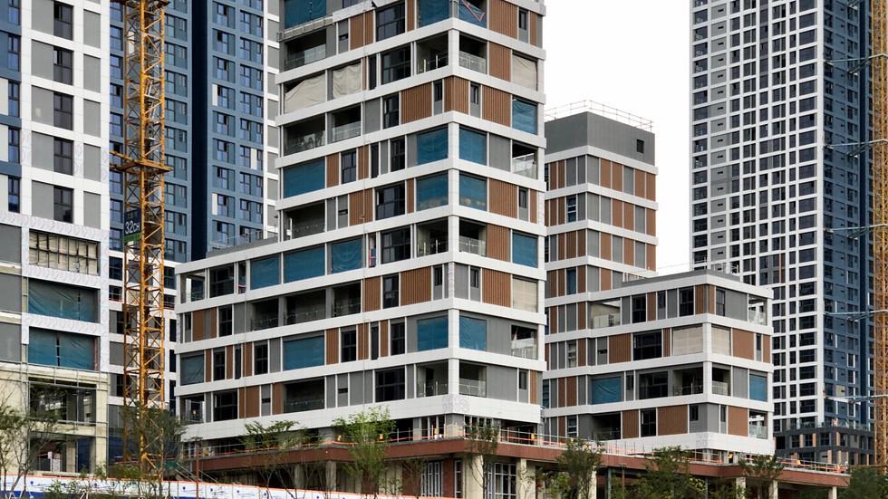 Sejong City 2-4 P1(HO1, HO2BL) Residential Complex