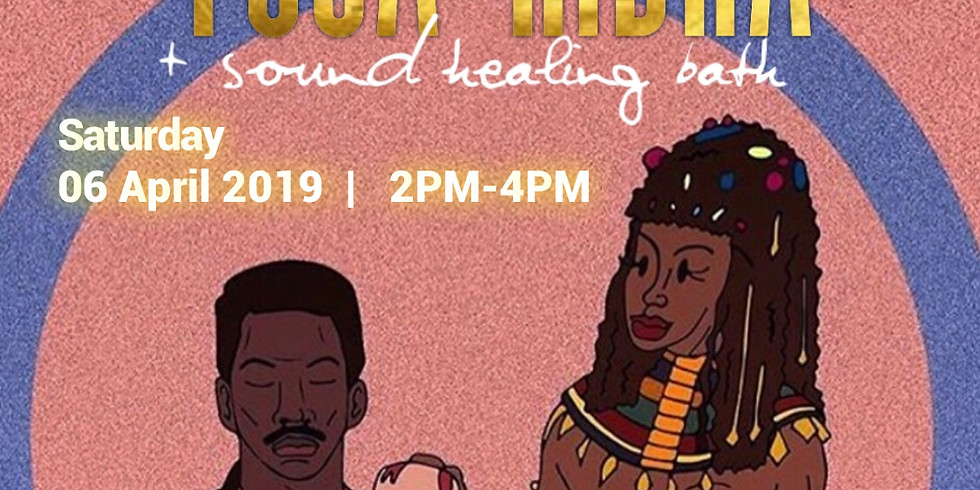 YOGA NIDRA & SOUND HEALING BATH: Session 2