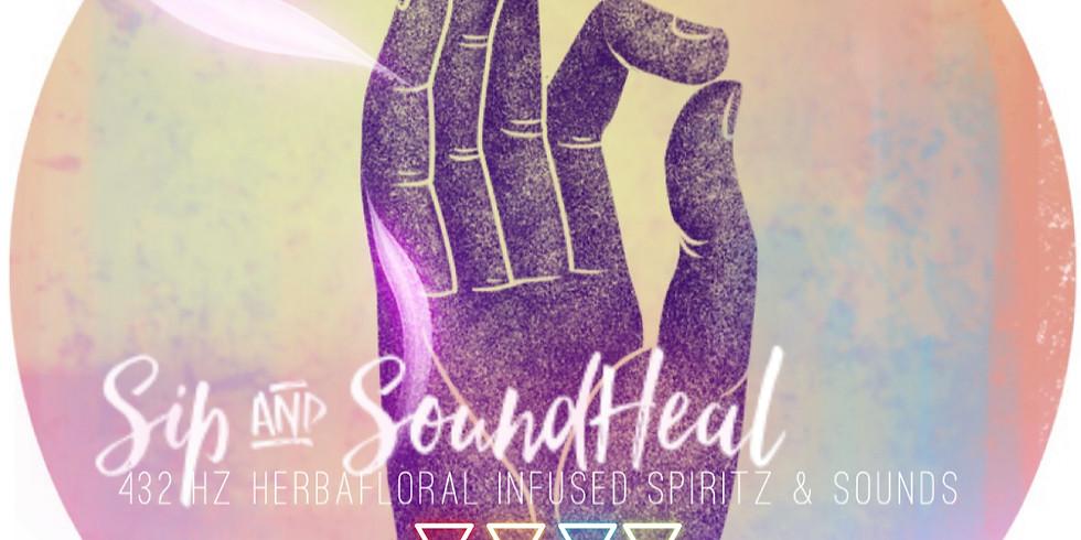 SIP & SOUND HEAL