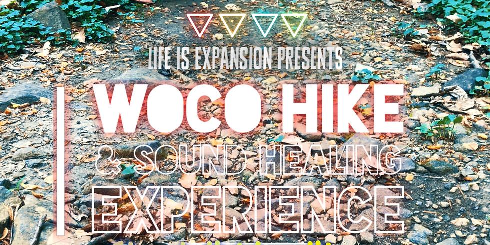 W.O.C.O Hike and Sound Healing Experience The W.O.C.O. Hiking and Sound Healing Experience Steps Into High Love Hike