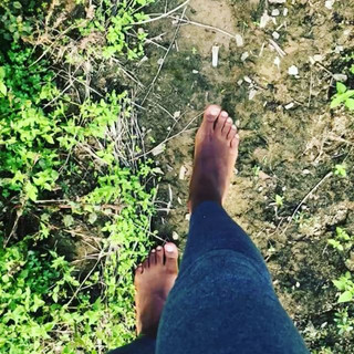 ✨🌲BENEFITS OF EARTHING HAS BEEN SHOWN T