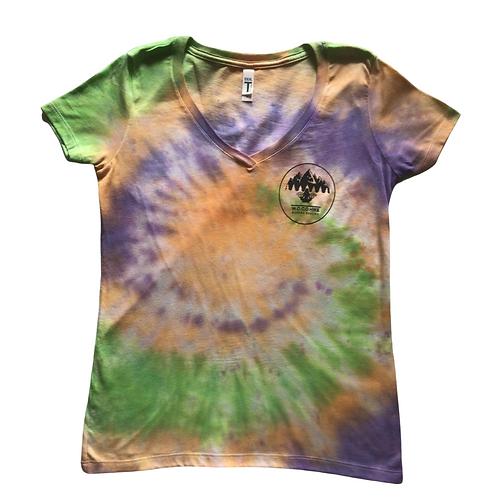 Hand made Tie Dye T-Shirt