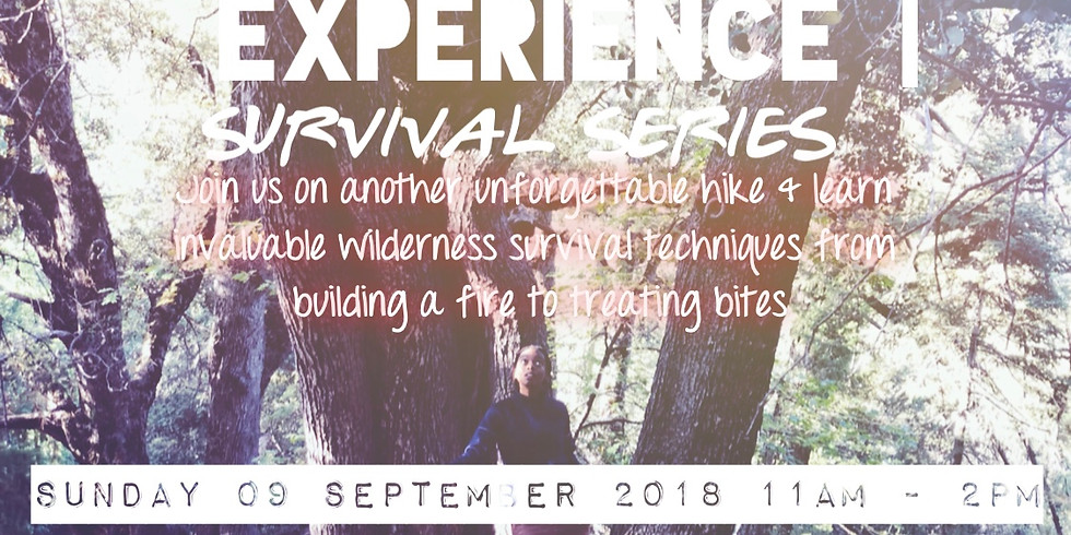 The W.O.C.O. Hiking and Sound Healing Experience SURVIVAL SERIES