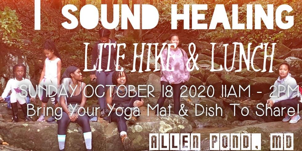 Lite Hike & Lunch