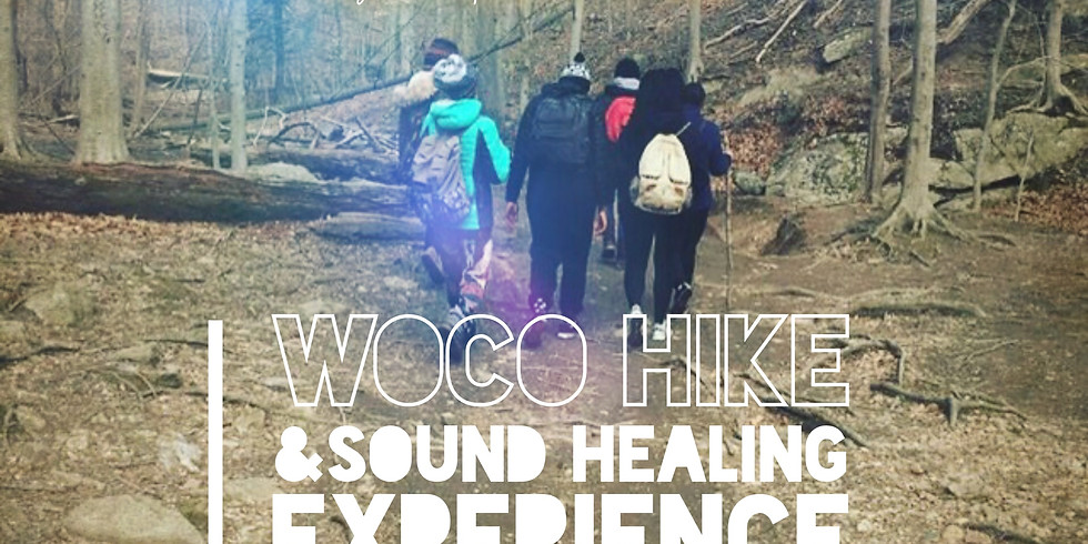 W.O.C.O Hike and Sound Healing Experience Lite Hike: Freeing Attachments