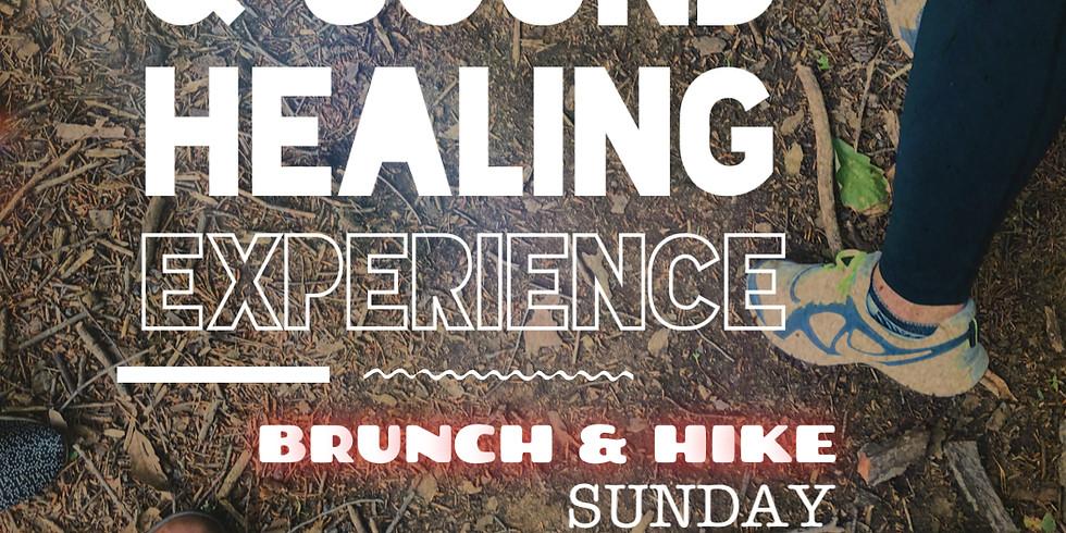 W.O.C.O Hike and Sound Healing Experience BRUNCH & HIKE