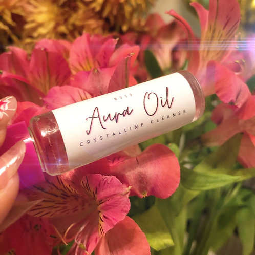 Aura Oil Crystalline Cleanse
