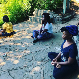 Meditation is a Must !! ✨🌞 Keeping the