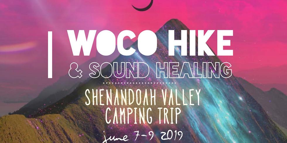 Shenandoah Valley Camping Trip