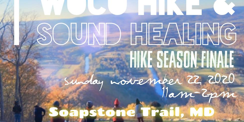 Hike Season Finale