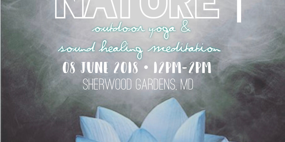 One With Nature Yoga & Sound Healing Meditation
