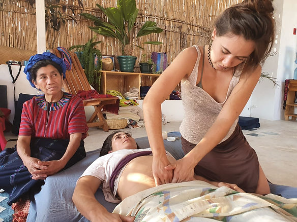 Me - Mayan abdominal .JPG