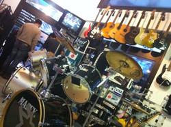 Loja de Instrumentos e Acessórios!
