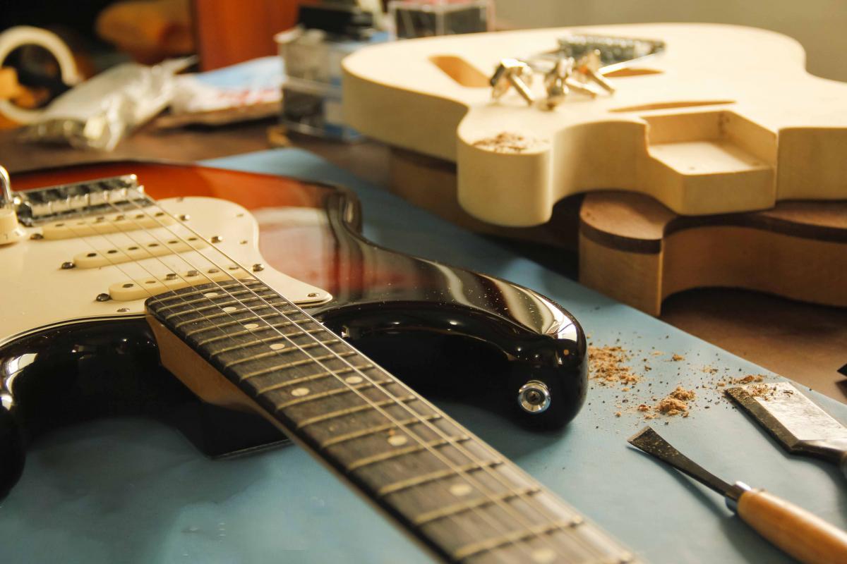 Luthieria e Consertos!