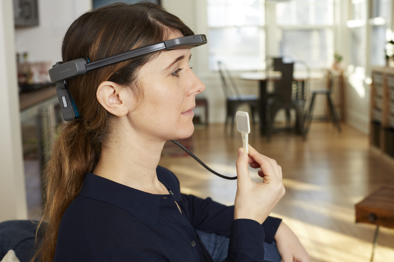 BrainPort Vision Pro