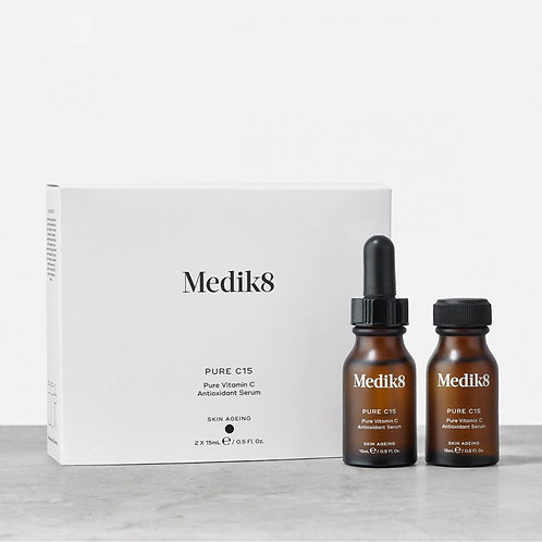 Medik8 PURE C15™ Антиоксидантная сыворотка с чистым витамином С