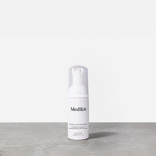 Medik8 MICELLAR MOUSSE™ Питательный мусс для очищения кожи ДОРОЖНЫЙ РАЗМЕР