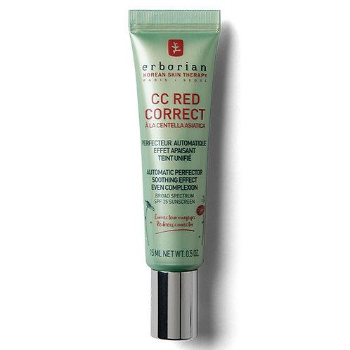 Erborian СС Red Correct Корректирующий крем для лица