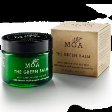 Moa green balm - Моа зеленый бальзам
