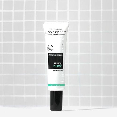 Novexpert Флюид от недостатков кожи с цинком