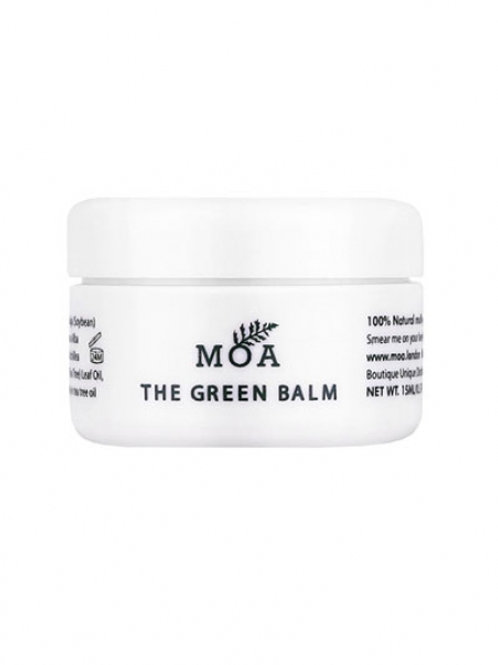 Moa green balm - зеленый бальзам