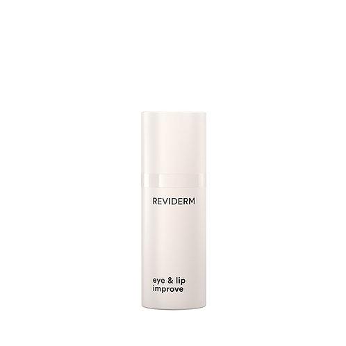REVIDERM eye & lip improve средство по уходу за сухой кожей глаз и губ