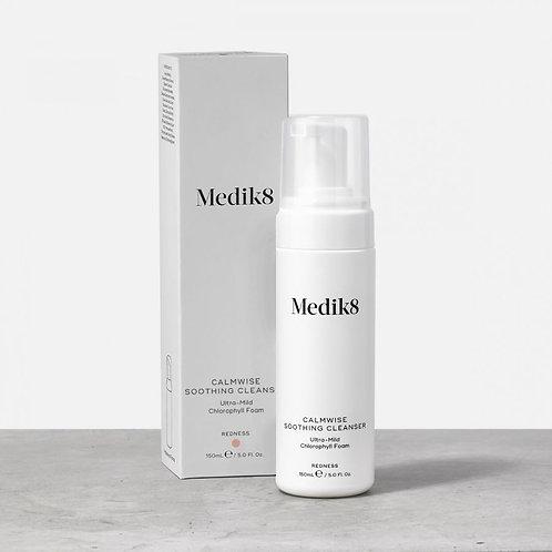 Medik8 Calmwise Soothing Cleanser Ультрамягкая пенка для чувствительной кожи
