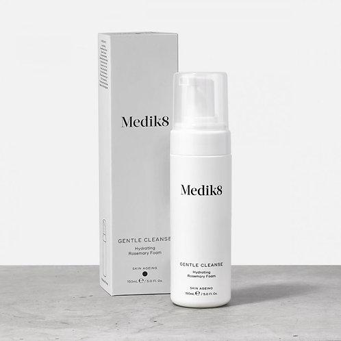 Medik8 GENTLE CLEANSE Увлажняющая очищающая пенка с розмарином
