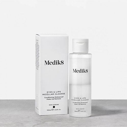 Medik8 EYES&LIPS MICELLAR CLEANSE™ Кондиционер для удаления водостойкого макияжа