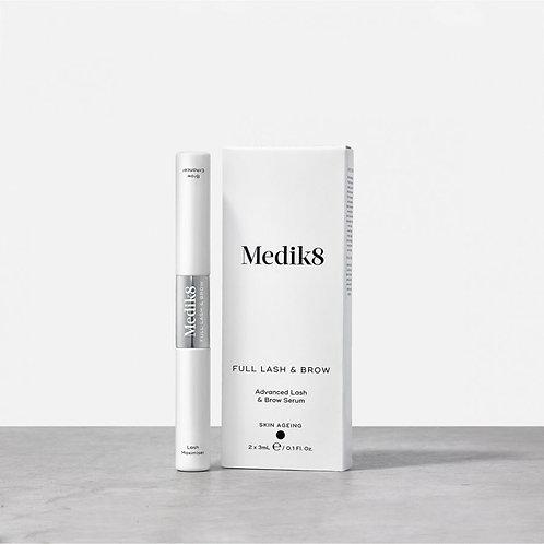 Medik8 FULL LASH & BROW™ Передовая сыворотка для ресниц и бровей