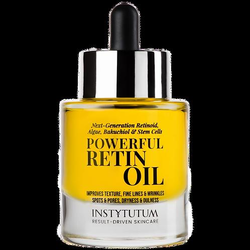 Instytutum Powerful RetinOil - Концентрированное масло с ретинолом