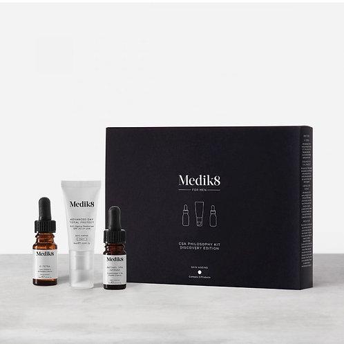 Medik8 CSA PHILOSOPHY KIT DISCOVERY EDITION FOR MEN