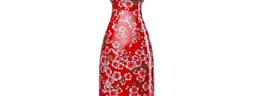 Flowers - red - 260ml