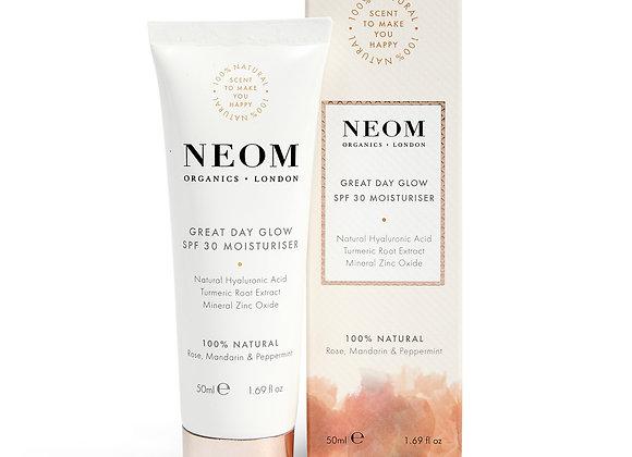 Neom Organics Great Day Glow SPF Moisturiser