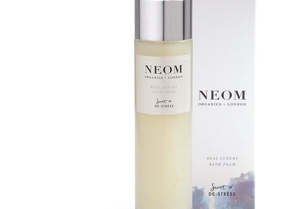 Neom Organics Real Luxury Bath Foam