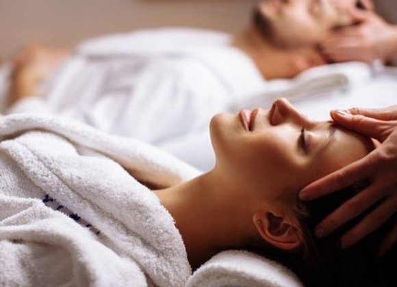 Moments of Bliss Couples Massage