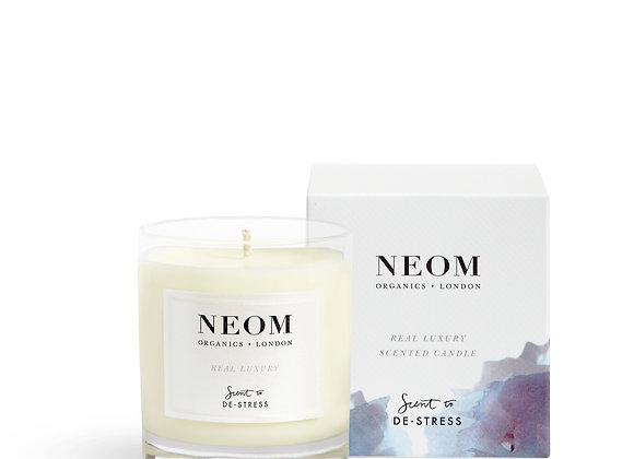 Neom Organics Real Luxury 1 Wick Candle