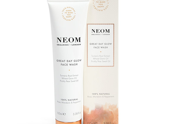 Neom Organics Great Day Glow Face Wash