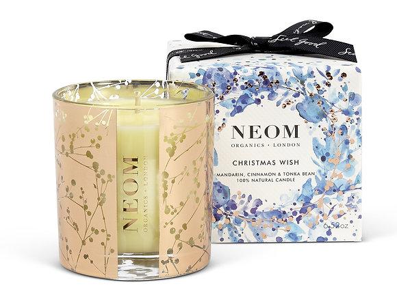 Neom Organics Christmas Wish 1 Wick Candle