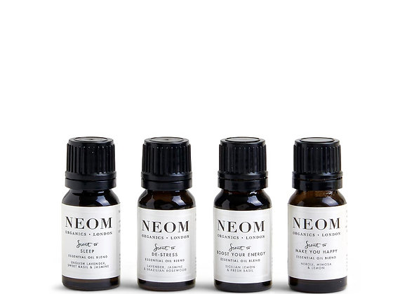Neom Organics Essential Oil Blends Collection