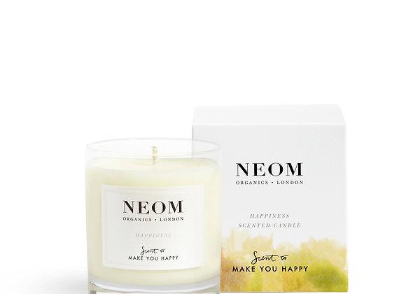 Neom Organics Happiness Candle 1 Wick